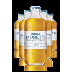 Birra Moretti filtrata a...