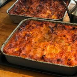 Lasagna al ragù (classica)